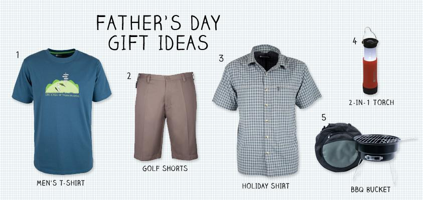 Mountain Warehouse Father's Day Gifts