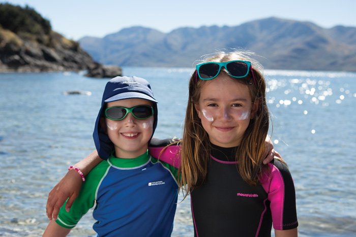 Mountain Warehouse kids summer gear