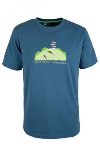 Mountain Warehouse Tough Decisions Tshirt