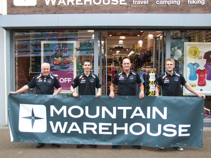 Mont Blanc Team