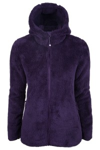 Yogi Womens Hooded Fleece