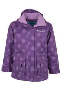 Gretel Kid's Waterproof Jacket
