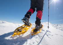 Top Tips for Hiking in the Snow